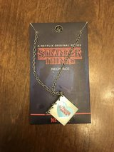 New! Stranger Things Necklace in Joliet, Illinois