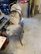 Wrought Iron Chairs in Travis AFB, California