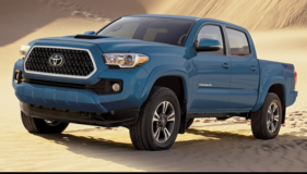 2019 Toyota Tacoma TRD Off Road Double Cab in Wiesbaden, GE