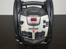 Jump Starter and Air Compressor and Portable Power Ports in Naperville, Illinois