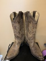 Leather Cowgirl Boots in Orland Park, Illinois