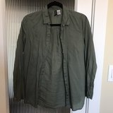 Women's Green Blouse from Divided H & M Size 6 in Tacoma, Washington