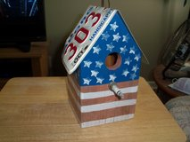 Americana Bird House in Byron, Georgia