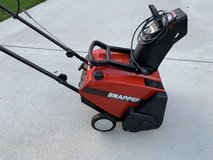 Snapper Electric Start Snowblower in St. Charles, Illinois