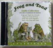 Frog and Toad CD Audio Collection FROG & TOAD CD AUDIO COLLECTION UNABRIDGED Compact Disc in Okinawa, Japan