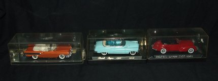 Solido  Vitesse & Miatso 1:43 Scale Die Cast Cars ~ Price varies or all for $50 in Bolingbrook, Illinois