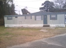 2 BDRM 1 BATH MOBILE HOME & HOUSE AVAILABLE in Beaufort, South Carolina