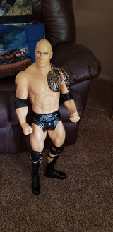"""31"""" Dwayne """"The Rock"""" Johnson Figure in Yucca Valley, California"""