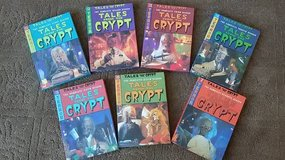 Tales from the Crypt, complete DVD series, like new in Naperville, Illinois