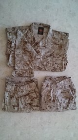Cammie Uniforms *Reduced* in Okinawa, Japan