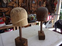 Atq Wooden Hat Forms in Byron, Georgia