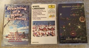 Christmas Music Cassettes in Chicago, Illinois