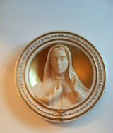 Mother of Compassion 3D Collector Plate in Naperville, Illinois