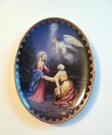 The Visitation Collector Plate in Naperville, Illinois