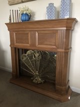 Fireplace Mantel in Chicago, Illinois