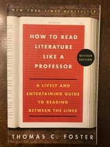 How to Read Literature Like a Professor in Yorkville, Illinois