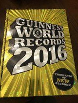 Guinness Book of World Records 2016 in Plainfield, Illinois