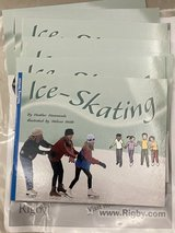 NIP Rigby PM Flying Colors: Leveled Reader Package Level G Ice Skating in Okinawa, Japan