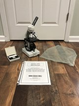 Microscope (Includes Cover & Slides) in Clarksville, Tennessee