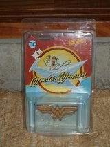 Wonder Woman Hot Wheels Invisible Jet 2017 toy in Okinawa, Japan