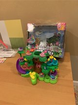 hachimals play and display -used in Naperville, Illinois