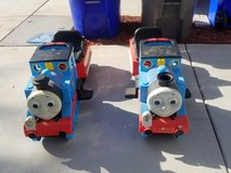 Thomas the Train Ride-Ons in Camp Pendleton, California