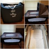 chicco portable Bassinet in Fort Leonard Wood, Missouri