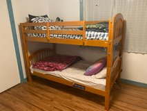 Bunk beds in Yucca Valley, California