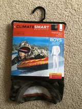 Climate Smart Boys long sleeve crew and pants (baselayer) in Batavia, Illinois