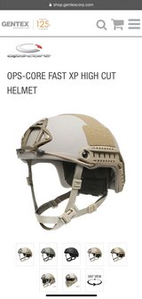 (NEW) Ops Core Fast XP High Cut Ballistic Helmet in Spring, Texas