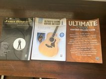 Guitar Lesson Books in Okinawa, Japan
