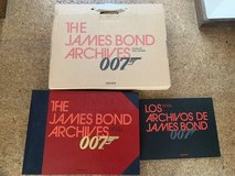 The James Bond Archives Book in Okinawa, Japan