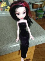Draculara Monster High Doll in Naperville, Illinois