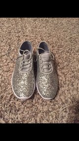 sparkly tennis shoes BRAND NEW in Fort Campbell, Kentucky