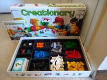 Lego Creationary Game in Chicago, Illinois