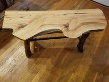 Live Edge Benches and Tables in Macon, Georgia