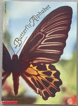 The Butterfly Alphabet - Scholastic in Okinawa, Japan