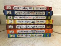 Diary of a Wimpy Kid book lot in Stuttgart, GE