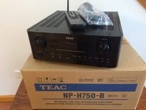 Teac NP-H750-B Network/USB DAC Integrated Amplifier and Receiver in Westmont, Illinois