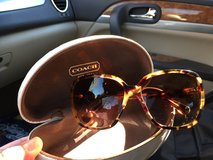 Coach sunglasses in Fort Campbell, Kentucky