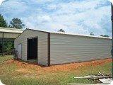 Storage building for all of your tools and other toys in Leesville, Louisiana