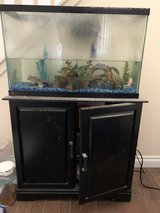 fish tank with stand. in Camp Pendleton, California