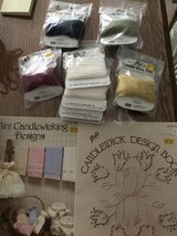 CANDLEWICKING BOOKLETS & YARN in Yorkville, Illinois