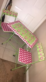 3pc girls table and chairs. in Chicago, Illinois