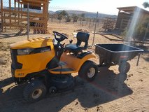 Cub Cadet Riding Lawn Tractor in Yucca Valley, California