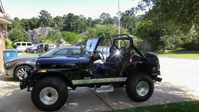 1984 Jeep CJ 7 Renegade - Converted Automatic Chevy 350 V8 in Kingwood, Texas