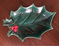 Lefton Holly Candy Dish in Naperville, Illinois