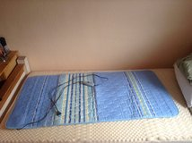 Heating Blanket-twin size/ 220 volts (LIKE NEW) in Ramstein, Germany
