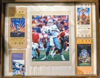Authentic Autographed Troy Aikman Photo in Pasadena, Texas