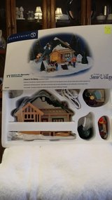 Dept. 56 - A Home In the Making in Westmont, Illinois